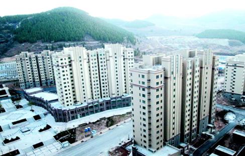 西蒋峪房产开发项目